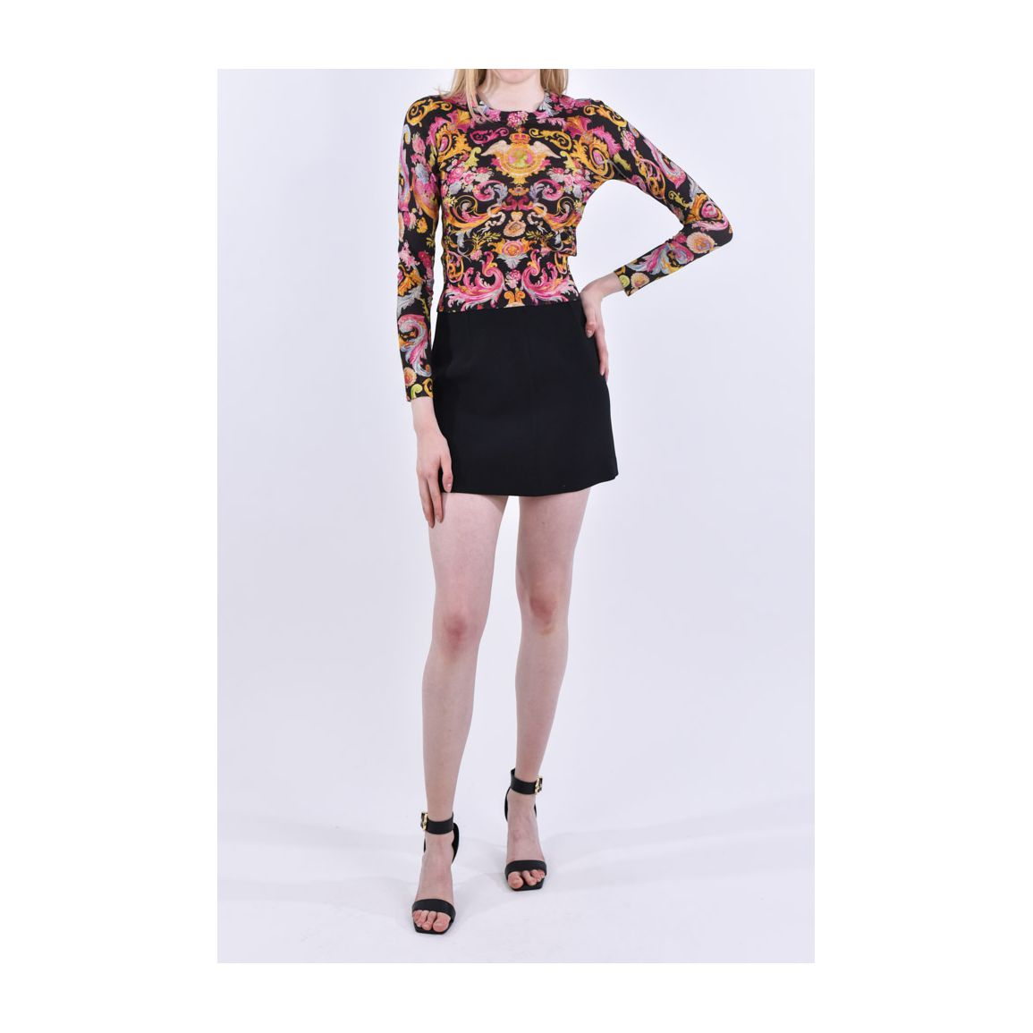 VERSACE JEANS COUTURE B4HWA81050403899