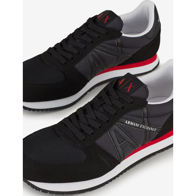 ARMANI EXCHANGESNEAKERS WITH LOGO